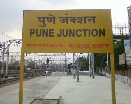 Travelling to Pune