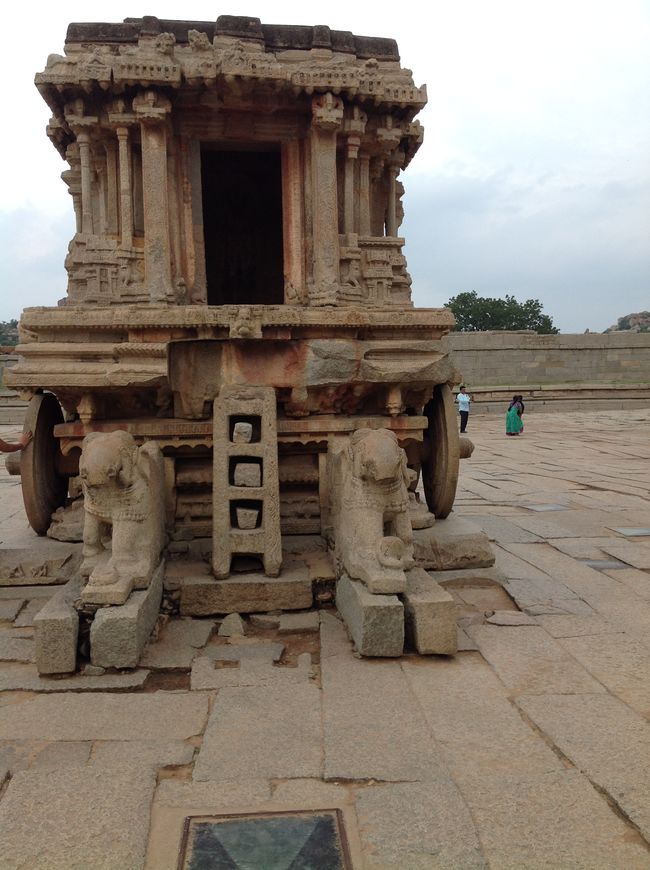 Photos of Hampi - City of Glory 16/16 by Prakash Nadikoti