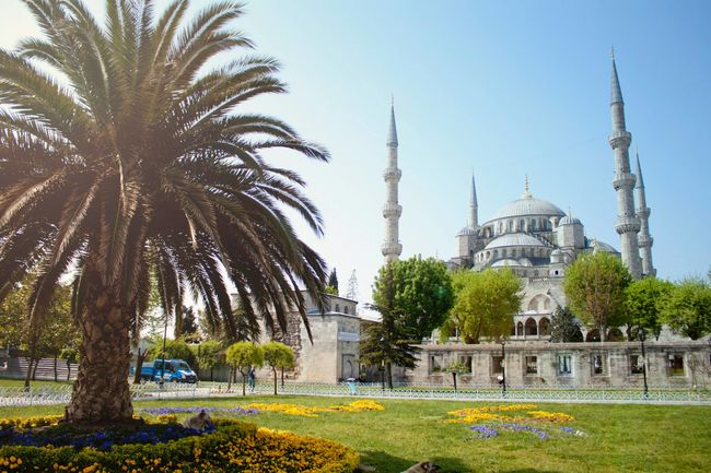 Around Turkey in 15 days (detailed itinerary)