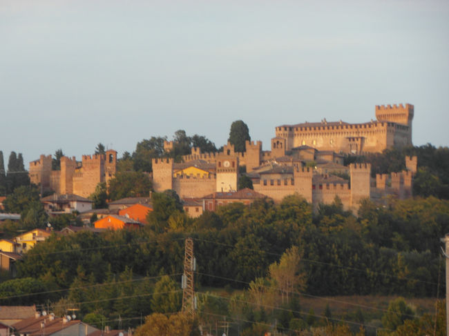 If you love Romeo and Juliet, go to Gradara!