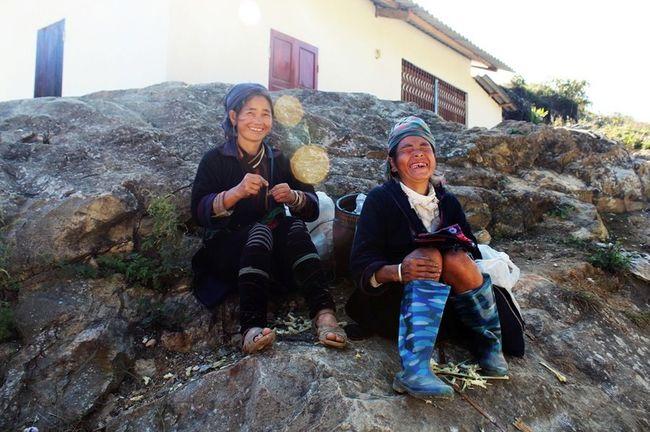 Women of the Sapa Hills