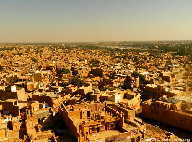 Jaisalmer – the essence of earthly Rajasthan