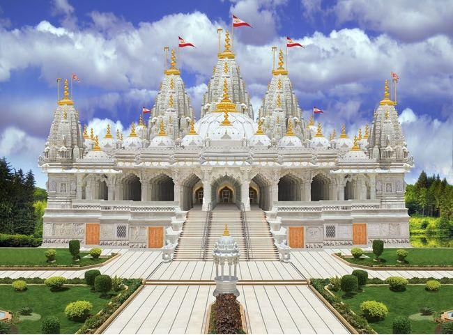 Swaminarayna Temple