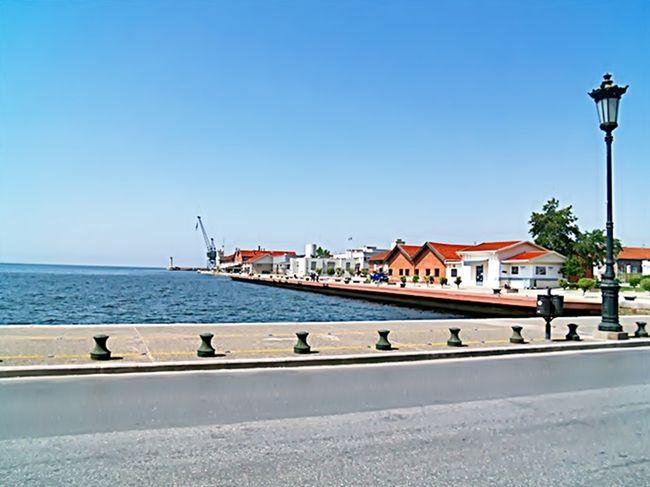 The magic of the Sea Promenade in Thessaloniki!