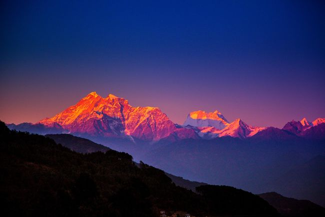 हिमालय – First ever HD footage