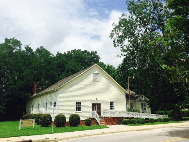 Exploring historic Oakwood in Raleigh