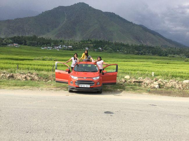 3 Women: Mission Kanyakumari To Kashmir By Car