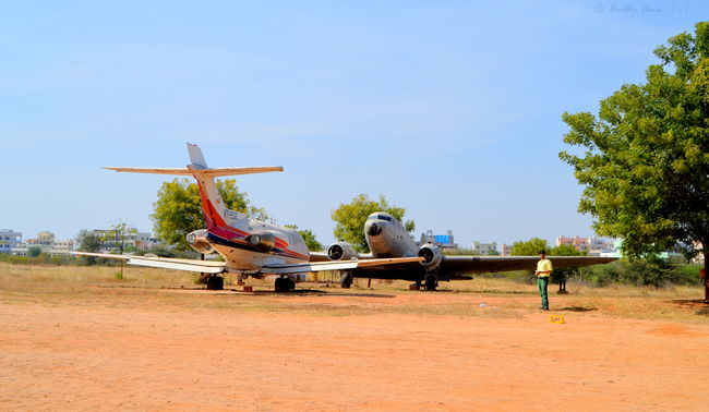 Journey In Private Jet In Hyderabad A City Of Nizam39s By Bobby  Tripoto