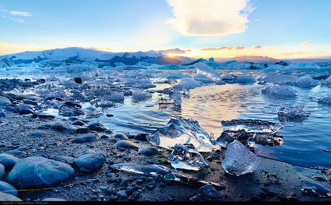 My walking tour through Iceland