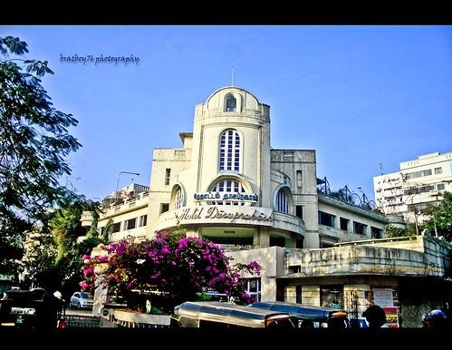 Mysore – The Dasaprakash Hotel stay