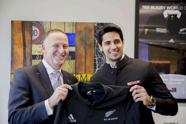 Bollywood Heartthrob Sidharth Malhotra All Set To Be New Zealand's Tourism Brand Ambassador