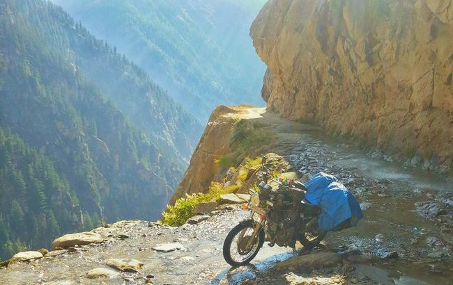 This is What Happens When One Man Sets Out to Discover India on His Royal Enfield