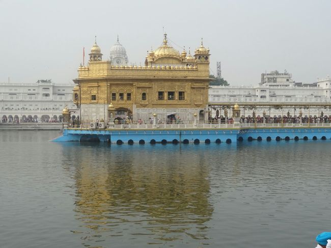 Awesome one-day trip with bestie to Amritsar