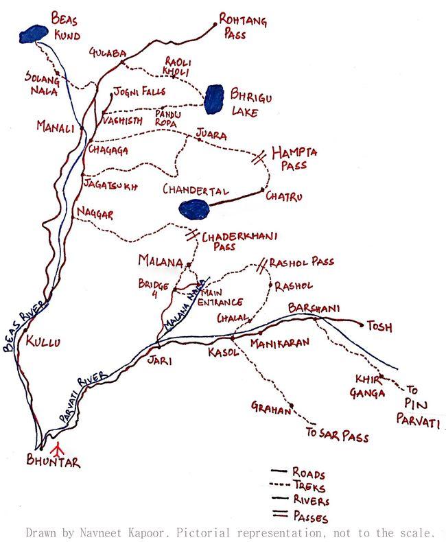 guide map of manali pdf