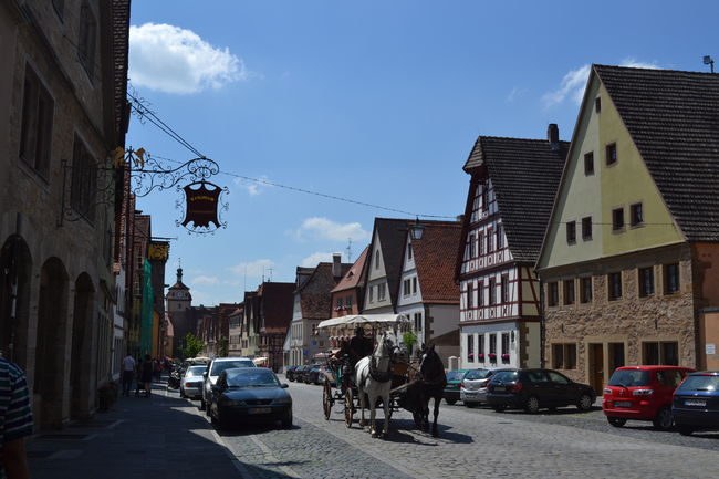 Exploring Rothenburg ob der Tauber: The medieval, fairytale town of Germany