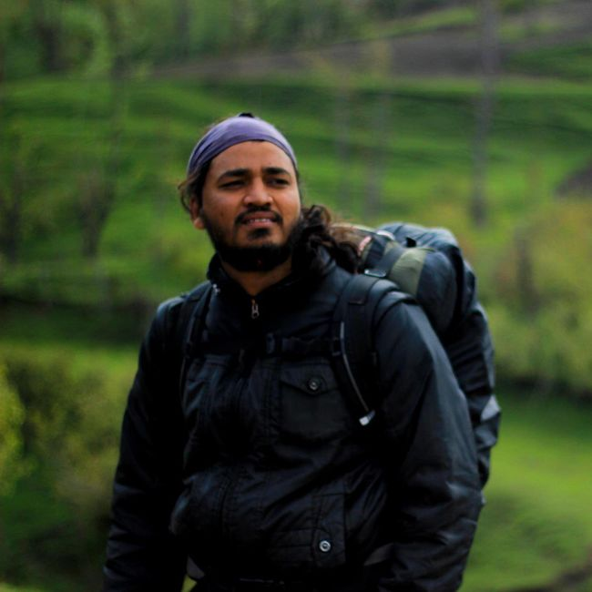 Starting With Rs. 300 He Travelled For 5 Years Questioning Borders That Separate The World