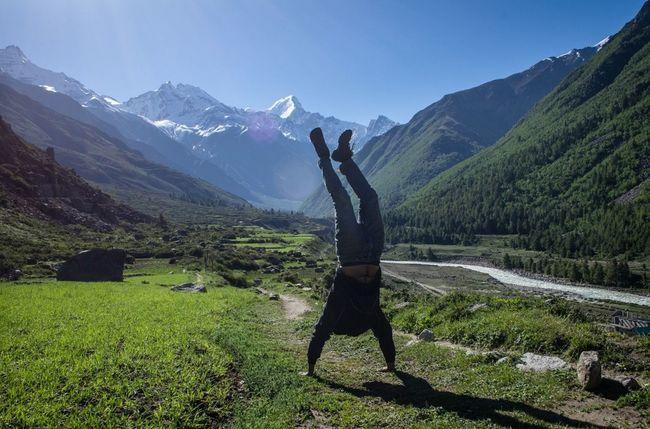 Kanyakumari to Kashmir – The paradise of Narkanda and Sangla Valley