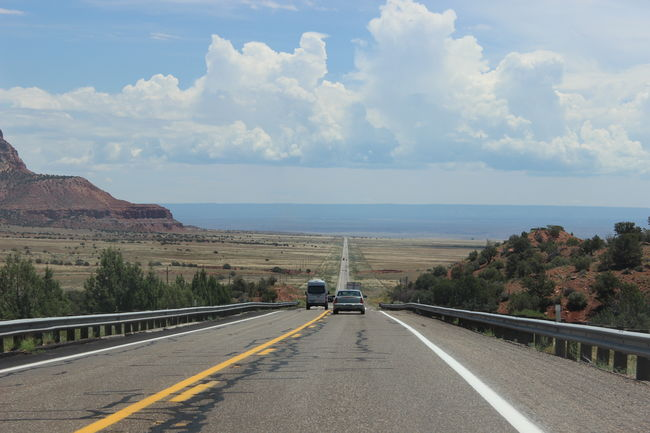 16 hours of Drive through the Grand Canyon
