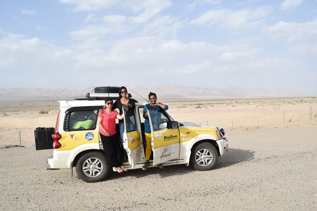 17 Countries. 97 Days. 3 Mothers Drove From Delhi To London On A Fully Funded Road Trip