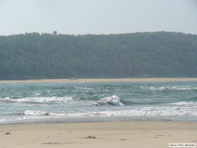 A beach, a fort, and a lesson- Malvan