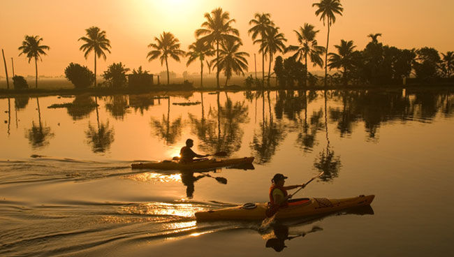 Top 5 kayaking destinations in India
