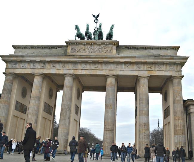 Two weeks itinerary for first-timers to Germany