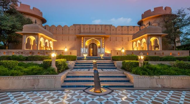 Luxury at its best, 5 star accommodation in Jaipur