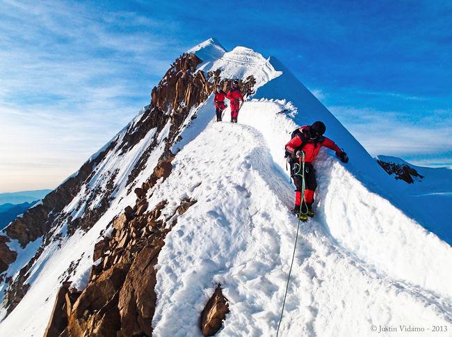 Huayna Potosi Climb Tour