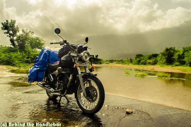 Tour de Hind - A Solo Motorcycle Journey! Day 2