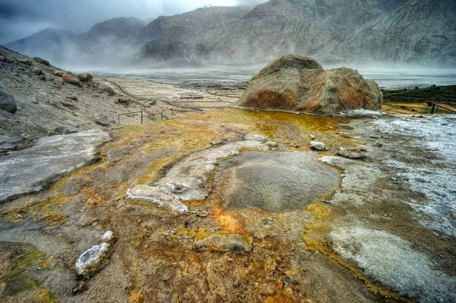 12 Hot Springs in India That Will Warm You Up This Winter