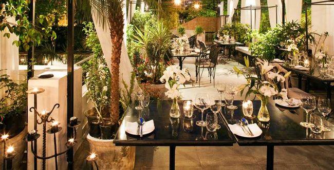 10 Restaurants For A Candle Light Dinner In Delhi