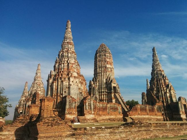 Thailand, not just cheap clothes and parties