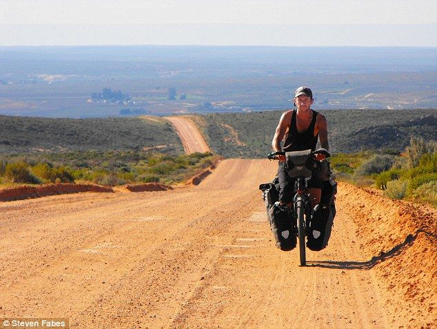 Meet The Incredible Doctor Who Cycled Across Six Continents Not To Find Himself But To Save Lives