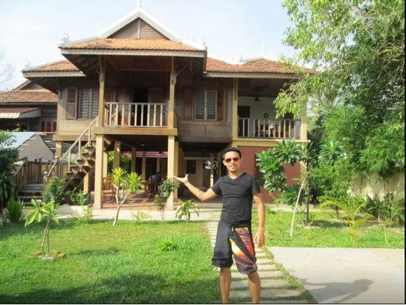 Khmer House Style House Design Plans