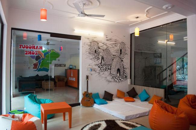 A spiritual adventure in Rishikesh