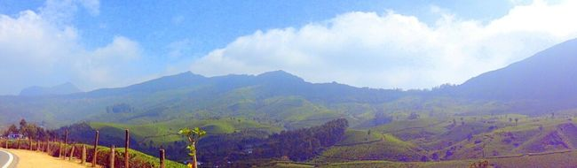Munnar- Heaven in Disguise