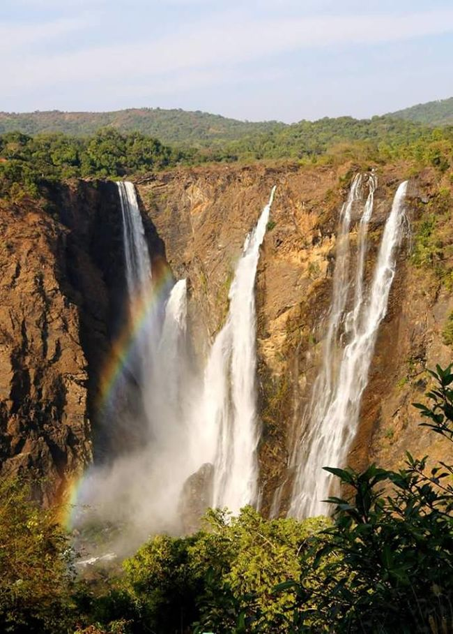 Jog Waterfalls – A Perfect getaway in South