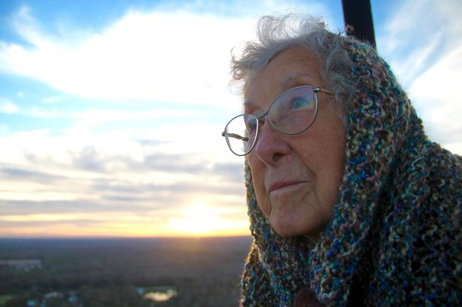 This 90 year old woman had the most unconventional comeback for cancer: Travel > Treatment