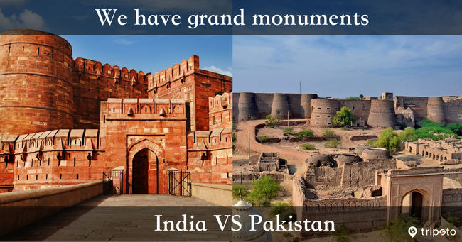 India V/S Pakistan: 10 Pictures That Prove We Should be Friends Not Rivals
