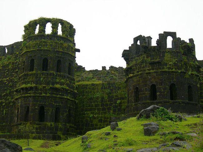 Raigad Fort, a Strategic Valor.