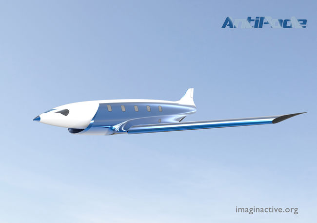 Now You Can Fly From Delhi To London In 30 Minutes On Board This Hypersonic Jet