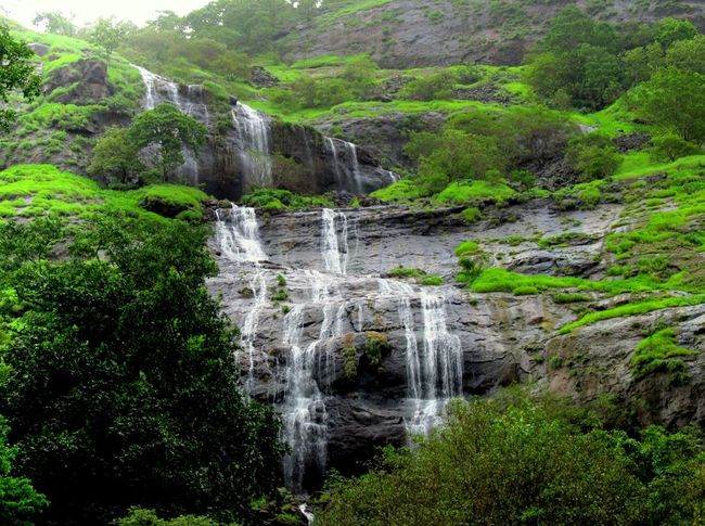 Monsoon Mumbai - Escape to Cascade Country at Tamhini Ghat