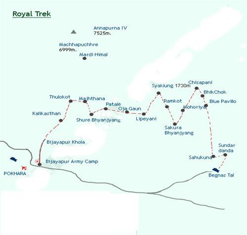 Royal Trek – Chasing the footprints of British Royals