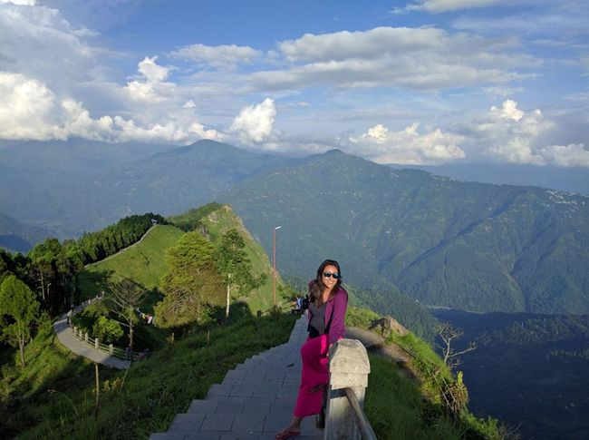 Photos of A Girl's guide to Backpacking Sikkim 5/6 by Geetanjali