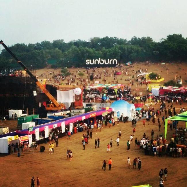 Sunburn Festival Goa: A lifetime experience!