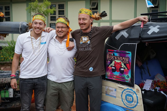 These 3 Guys In A Rickshaw Raised ₹ 12 Lakhs In Just 13 Days For Orphans In Shillong