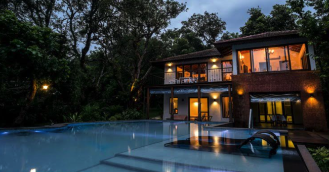 9 Exotic Villas In Goa That Are Perfect New Alternatives To Your Boring Hotel Rooms