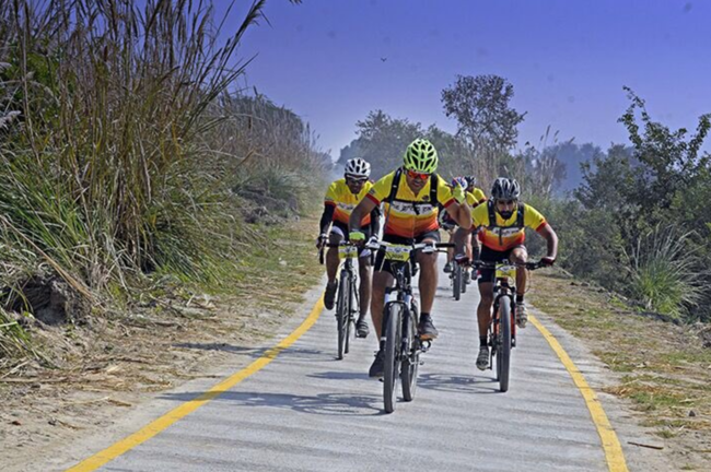 Asia's First Bicycle Highway Opens In India.Here's All You Need To Know.