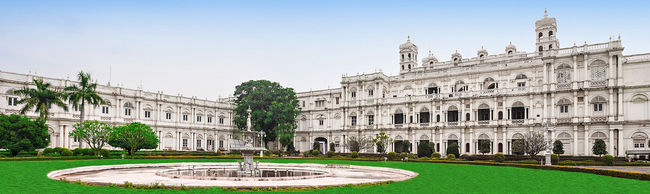 Photos of Jai Vilas Palace, Lashkar, Gwalior, Madhya Pradesh, India 1/2 by Mayank Pandeyz (with floating shoes)
