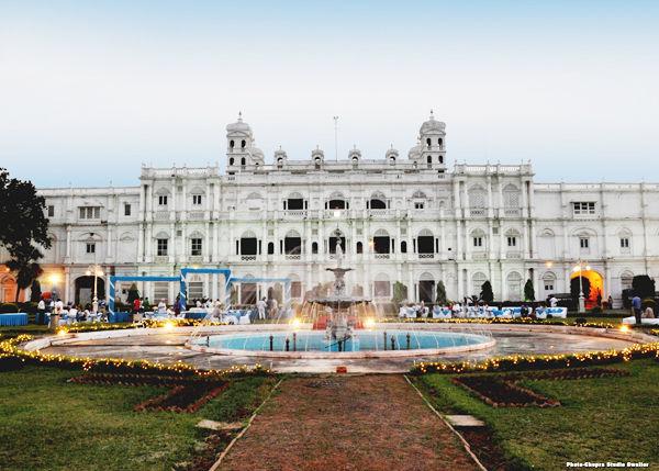 Photos of Jai Vilas Palace, Lashkar, Gwalior, Madhya Pradesh, India 2/2 by Mayank Pandeyz (with floating shoes)